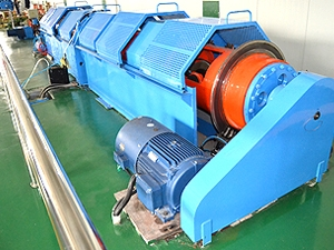 Pipe winch