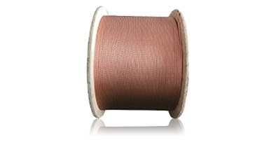 Copper alloy stranded wire